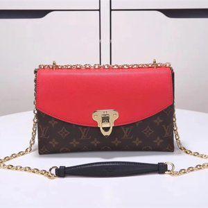 Louis Vuitton M43713 Saint Placide Chain Wallets